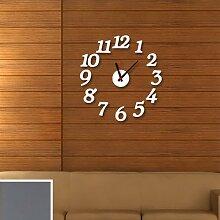 WXIN Wanduhr Wanduhr Digital Stereo Clock Tabelle
