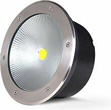 WXL Bodeneinbaustrahler Aussen Einbaustrahler, LED