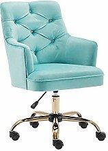 Wxnnx Home-Office-Stuhl, 360 ° drehbarer