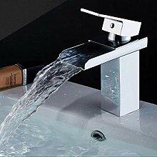 WXX Wasserhahn Badezimmer Wasserhahn Wasserfall