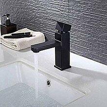 WXX Wasserhahn quadratisches Waschbecken