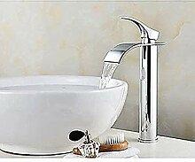 WXX Wasserhahn Waschbecken Waschbecken Badezimmer