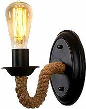 WY American Wall Lampe Nachtlampe Wand Lampe