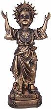 WY-BUILD Jesus Christus Figur Statue, Abstrakte