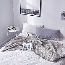 WY Klimaanlage Decke Strick Decken Sofa-Decken
