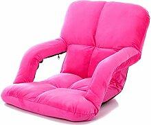 WY Lazy Couch Pink Lazy Stuhl Tatami Einzel