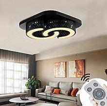 WYBAN Lampen Lampen, WYBAN U2022 Farbe: Schwarz U2022 Raum: Wohnzimmer U2022  Eigenschaften: Dimmbar U2022 Materialien: Metall