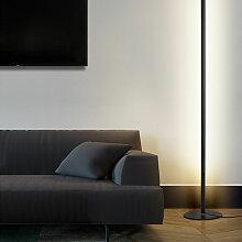 Wyctin - 2x LED Stehleuchte mit Fernbedienung,Eck