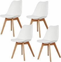 Wyctin - 4er Set Design Esszimmerstuhl |