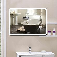 WYCTIN® Badezimmerspiegel LED Badspiegel mit