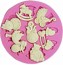 WYFC 3d Bärnfüße Babyspielzeug