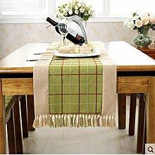 WYFC Tischläufer. Tischdecken amerikanisches Land