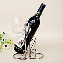 WYFC Weinregale Gusseisen.18.5*11*27CM Wein