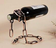 WYFC Weinregale Gusseisen.24*14*19.5CM Wein