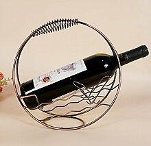 WYFC Weinregale Gusseisen.27*11.5*28CM Wein