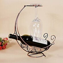 WYFC Weinregale Gusseisen.31*12.5*35CM Wein