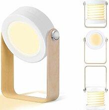 WYHYQY Tischlampe LED Nachttischlampe, SZSMD