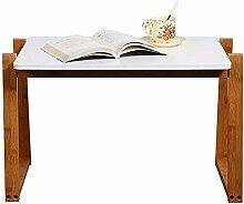 WYJW Kleiner quadratischer Tisch Couchtisch