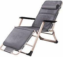 WYJW Liegestuhl für den Außenbereich Klappbarer