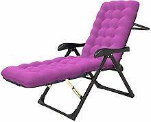 WYJW Liegestuhl Liegestühle Garten Lounge