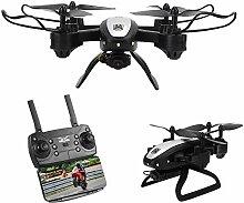 WYLZLIY-Home Mini Drohne RC Quadcopter 5MP 2,4 GHz