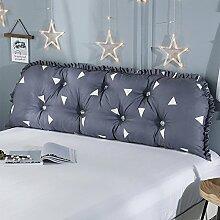 WYMDCTZ Bett Lesen Kopfkissen,Tatami-matten