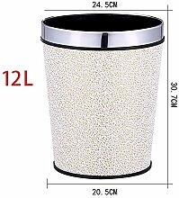 WYMNAME Papierkorb Abfall-behälter für küchen