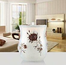 WYMNAME Papierkorb Mülleimer im Hause & küche