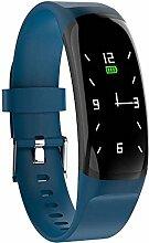 Wysgvazgv Fitness Armband Uhr mit Pulsmesser,