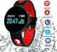 Wysgvazgv Smart Armband Smartwatch Fitness Tracker