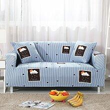 WYSMao Wildleder Sofa Covers,Stretch Sofa