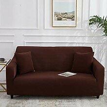 WYSTLDR Universelle Sofabezug aus Milchseide,