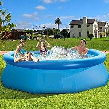 WYX Aufblasbares Schwimmbecken, Großes