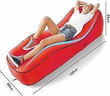 WYX Outdoor Schlafsack Aufblasbares Sofa Für