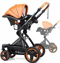 WYX-Stroller Kinderwagen Baby,