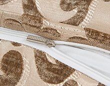 Wyyqazwsx Jacquard Schlafsofa, 15,40 x 60 cm