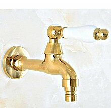 WYZDJ Co.,ltd Garten Wasserhahn Wasserhahn Golden