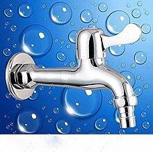 WYZDJ Co.,ltd Gartenhahn Wasserhahn Waschbecken