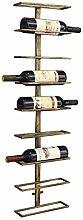 WZB Creative Hanging Weinflaschenhalter |Bar