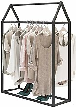 WZP Kleiderständer für Kleiderbügel, schwarze