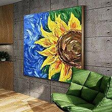 wZUN Fähigkeit Künstler Hochwertige Textur Blume