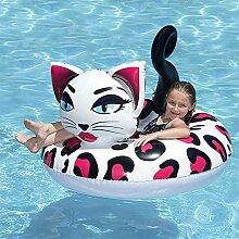 WZXHN Schwimmzubehör Leopard Cat Giant Ballon