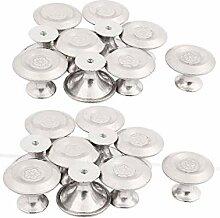 X-DREE Möbel schublade kommode runde blume