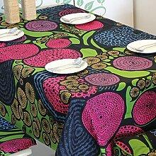 X&L High-End ethnischen Tischdecke für die Party-Hotel für Familien-Picknick Bankett , 60*60