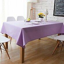 X&L Platz Stoff einfarbig rein pastoralen Obst grünen Tisch Tuch Tetabellentuch Staubschutz Handtuch anwendbar Party-Hotel nach Hause Picknick Bankett , 140*140cm