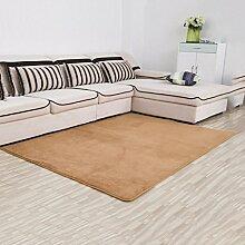 X&Y X&YDie Tür Eingang Wohnzimmer Teppich Korallen Samt Teppich Teppich Bett vorne Schlafzimmer Teppich , 50*80cm , e