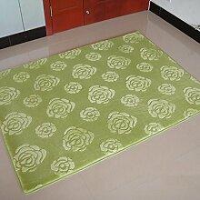 X&Y X&YEingang Die Tür Schlafzimmer Teppich Seidenhaar Teppich Zuhause Tatami Yoga Sofa Matten Teppich , 60*160cm , d
