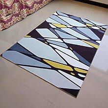 X&Y X&YWohnzimmer Schlafzimmer Kaffetisch Teppich Matten Gang Bay Fenster Die Tür Eingang Geriebene Füße Osmanen , 50*80cm , d