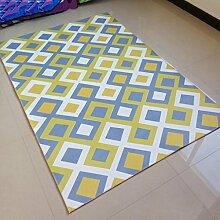 X&Y X&YWohnzimmer Schlafzimmer Kaffetisch Teppich Teppich Die Tür Bay Fenster Hotel Korridor Teppich , 120*160cm , a