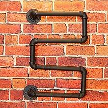 XAGB Industrielles kreatives Weinregal, Wandregal,